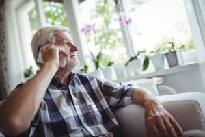 Keep your family members safe from phone scams targeting seniors.